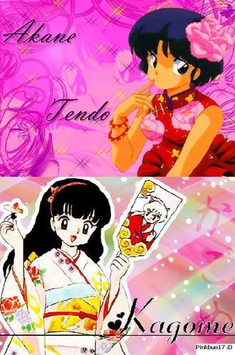Tendo and Higrashi