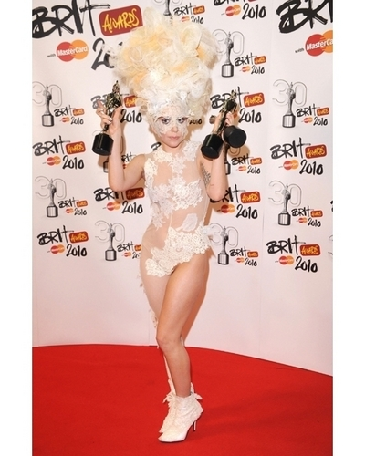 The Best of Lady GaGa Fashion