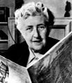 The Genius Agatha Christie - agatha-christie photo