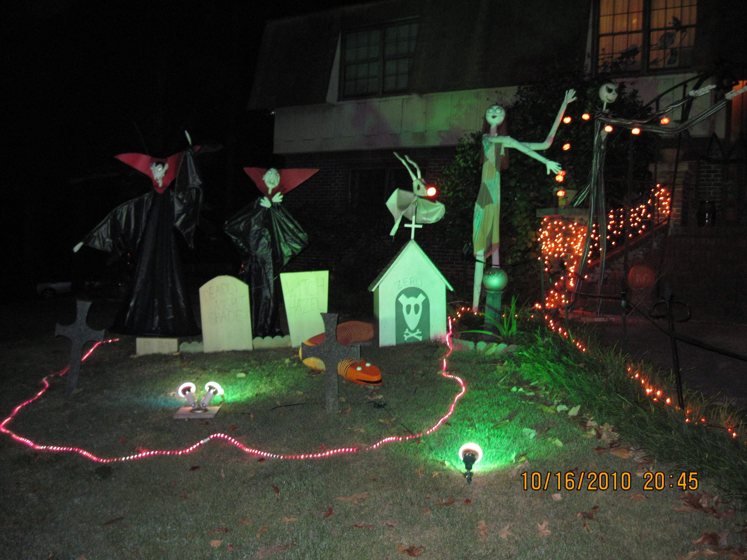 Nightmare Before House Birmingham Alabama - Nightmare Before Christmas ...