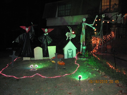 The Nightmare Before House Birmingham Alabama - nightmare-before-christmas Photo