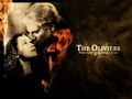 The Oliviers - vivien-leigh wallpaper