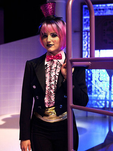 The Rocky Horror Glee mostra 2x05