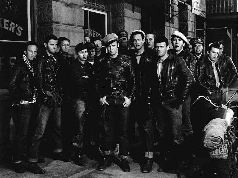 The Wild One Classic Movies Wallpaper 16378655 Fanpop