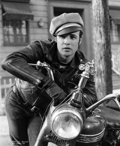 Classic Movies wallpaper entitled The Wild One