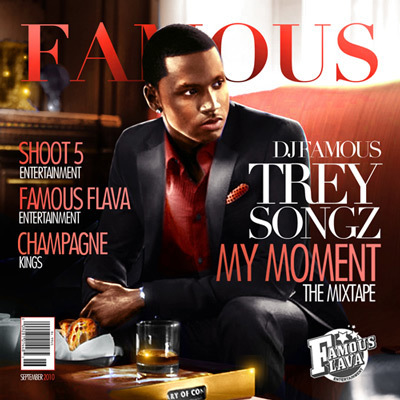 Trey Songz On Famous Magazine Mixtape