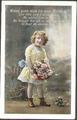 Vintage Birthday Girls Cards