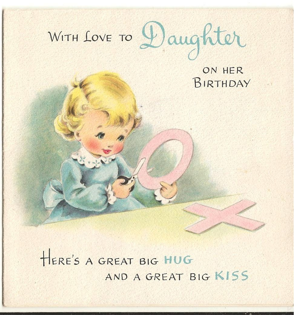 Vintage Images Birthday Girls Cards HD Wallpaper And Background Photos