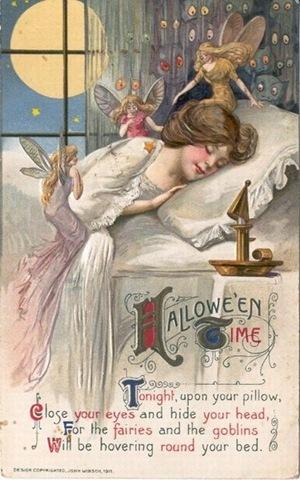 Vintage Halloween Cards