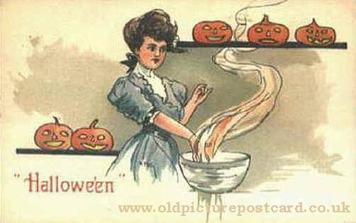 Vintage Halloween Cards Vintage Fan Art 16380116 Fanpop