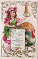Vintage Thanksgiving Cards - vintage fan art