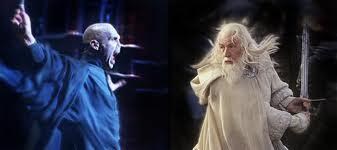 Voldemort vs Gandalf