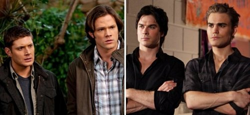Winchester vs Salvatore!!<3
