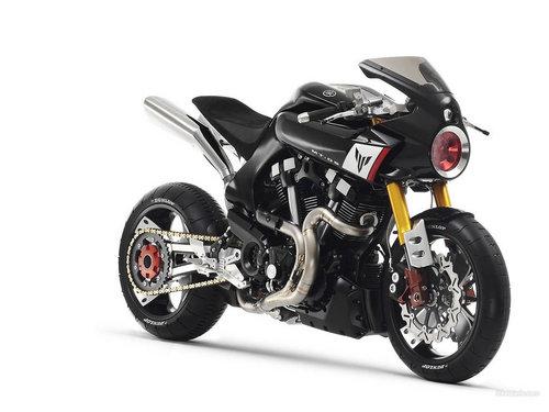 YAMAHA MT-OS CONCEPT - motorcycles Wallpaper