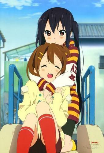Yui & Azunyan
