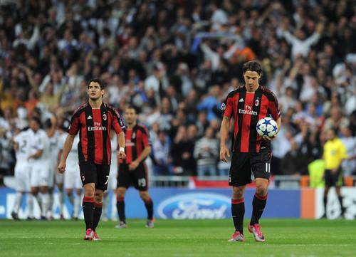 Z. Ibrahimovic (Real Madrid - Ac Milan)
