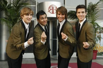 big time rush música video