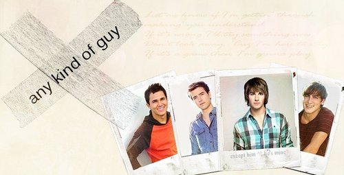 btr any kind of guy