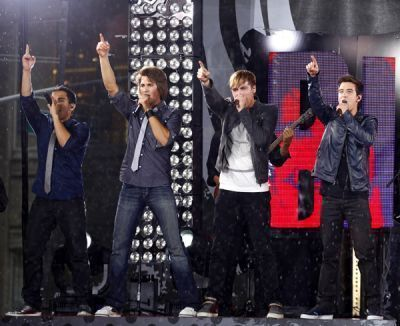 btr concierto in the rain