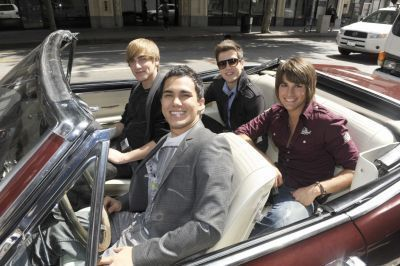 btr in city is ours fancy car