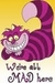 cheshire cat mad hare - the-cheshire-cat icon