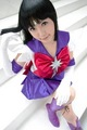 cosplay sailor saturn