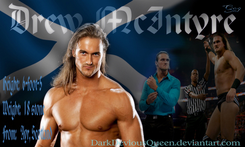 drew mccintyre - drew-mcintyre Photo
