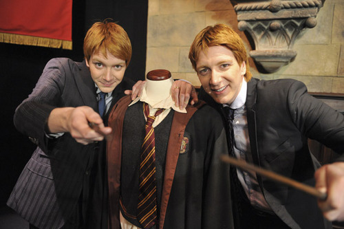 fred and george - fred-and-george-weasley Photo