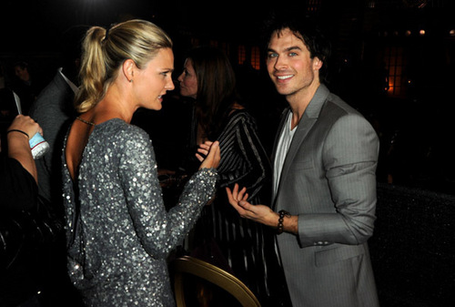ian at scream awards