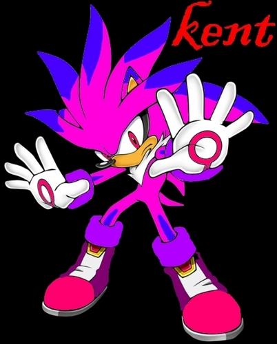 kent the hedgehog