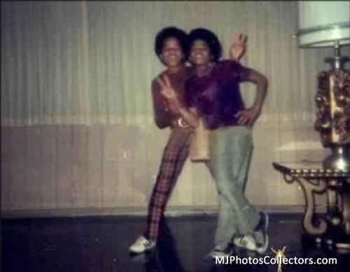 lovely little MJ...