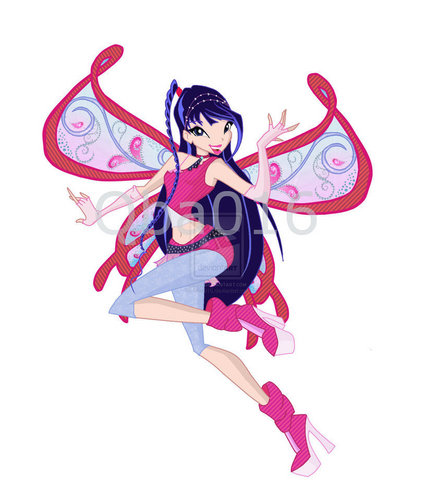 Musa from WINX wallpaper titled musa rocks