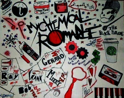 my chem poster i made