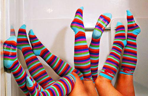 যেভাবে খুশী socks