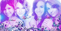selena, demi, taylor and miley  - selena_01 fan art