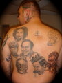 serial killer tattoos