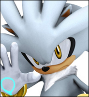 silver the hedgehog  Silver the Hedgeh...