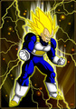 ssj2 Vegeta - vegeta photo