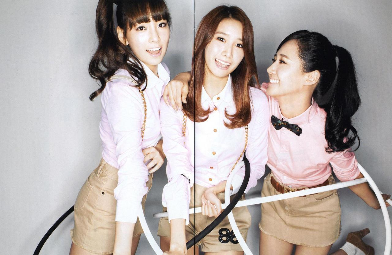 yuri seohyun and yoona - photo #25