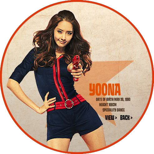 snsd girls generation yoona. yoona-SNSD 3rd mini album Hoot