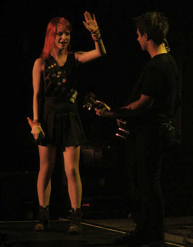 ♥ Josh & Hayley ♥