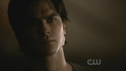 """Damon Salvatore wallpaper with a portrait entitled """"Plan B"""" 2x06 / Damon"""