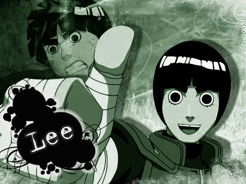 wallpaper rock lee. Rock Lee!