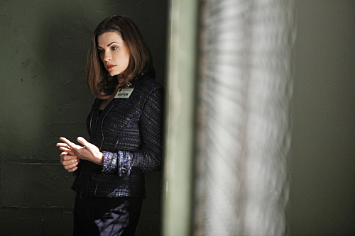 The Good Wife wallpaper possibly containing a well dressed person called 2x07 - Bad Girls Stills