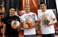 Alex Meraz organizes Halloween for children (10/23/1910) - twilight-series photo