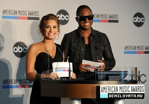 American Music Awards Nominations Press Conference,October 12th,2010.L.A