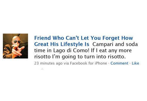 Annoying Facebook Друзья