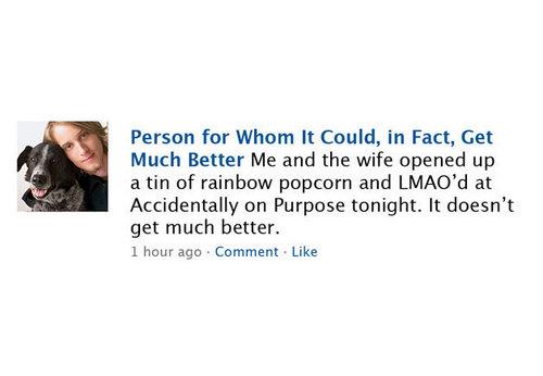 Annoying Facebook vrienden