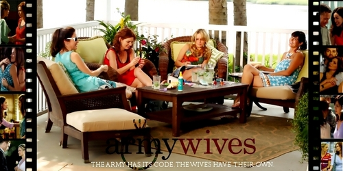 Army Wives All Together