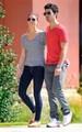 Ashley Greene and Joe Jonas in Baton Rouge - twilight-series photo